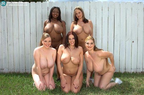 фото голых больших баб