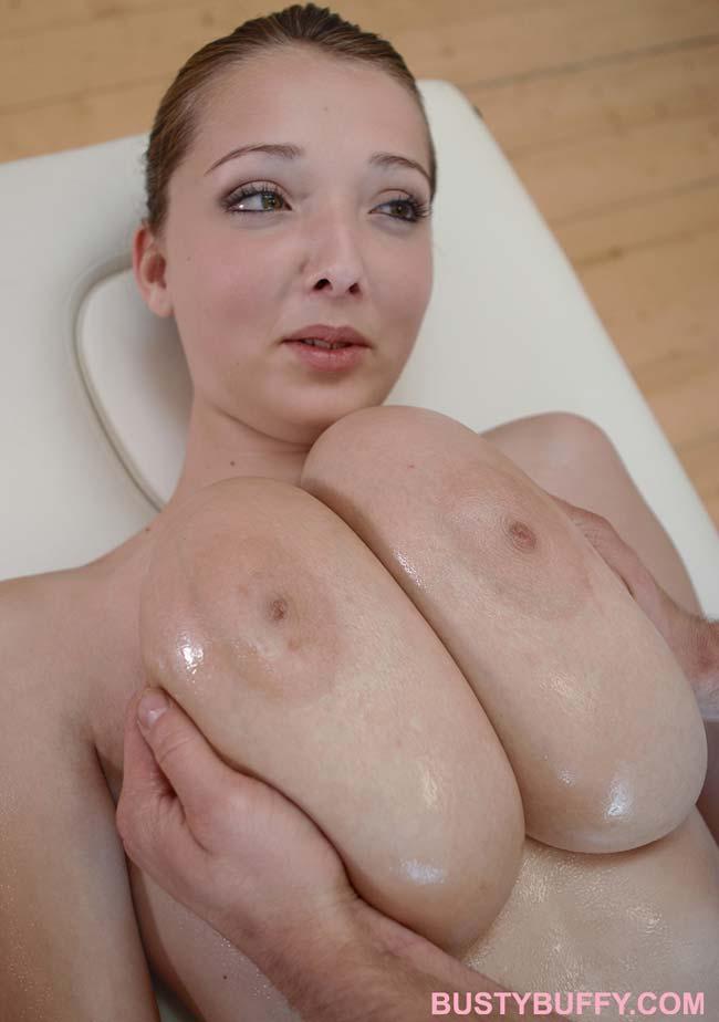 Busty buffy boob massage absurd situation