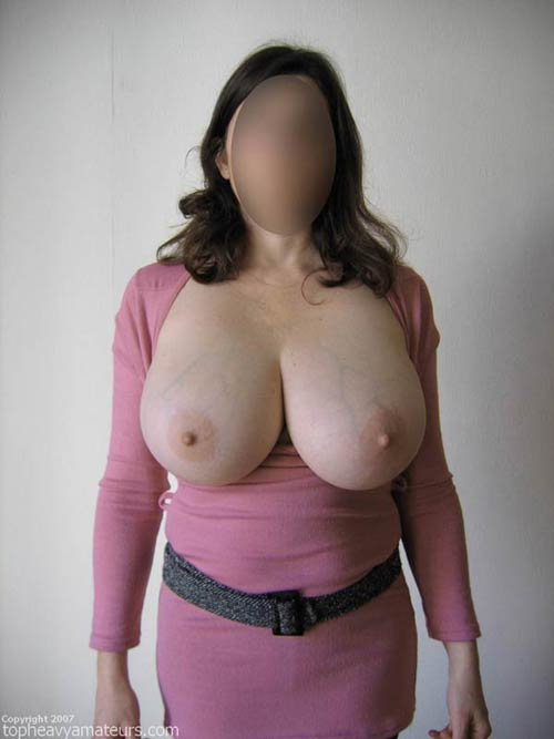 Not Big tits busting tight tops really surprises