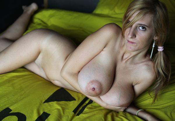 Spanish girl tits