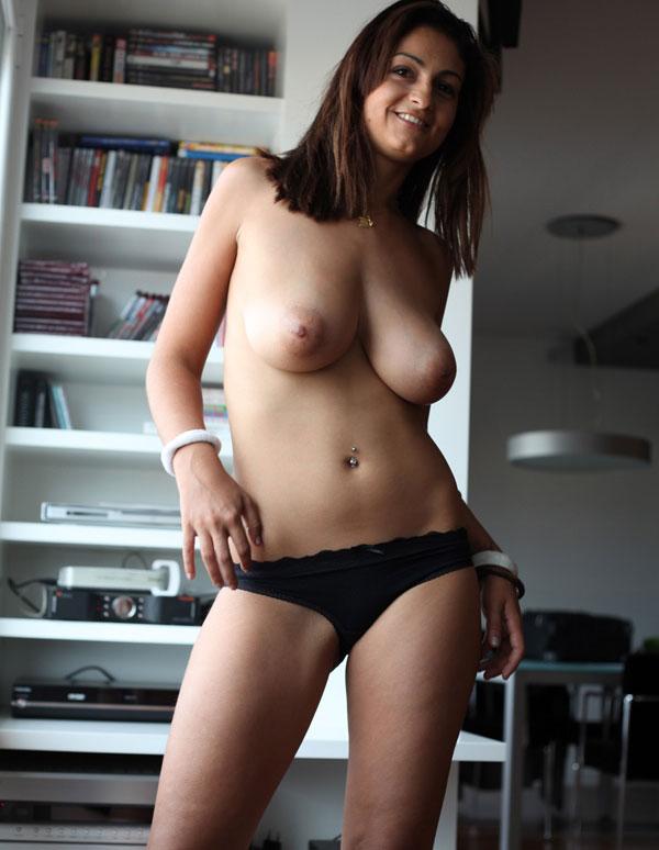 Skirted thong bikini