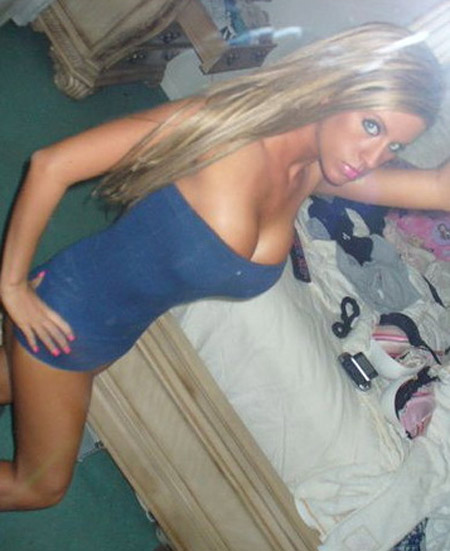 hot teen blonde
