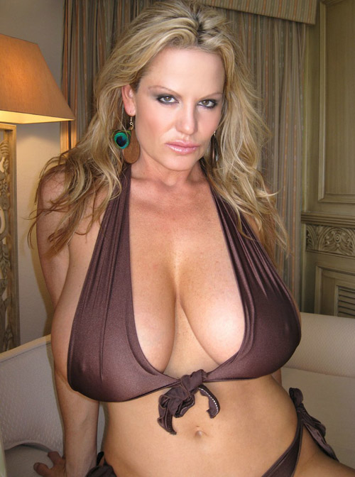 Big boobs blondes tied up