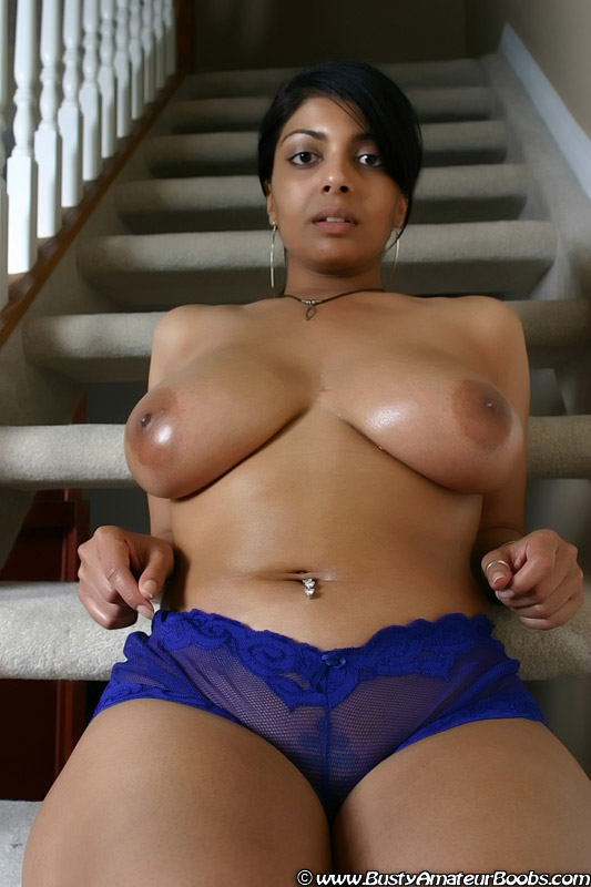 Young breasts solo