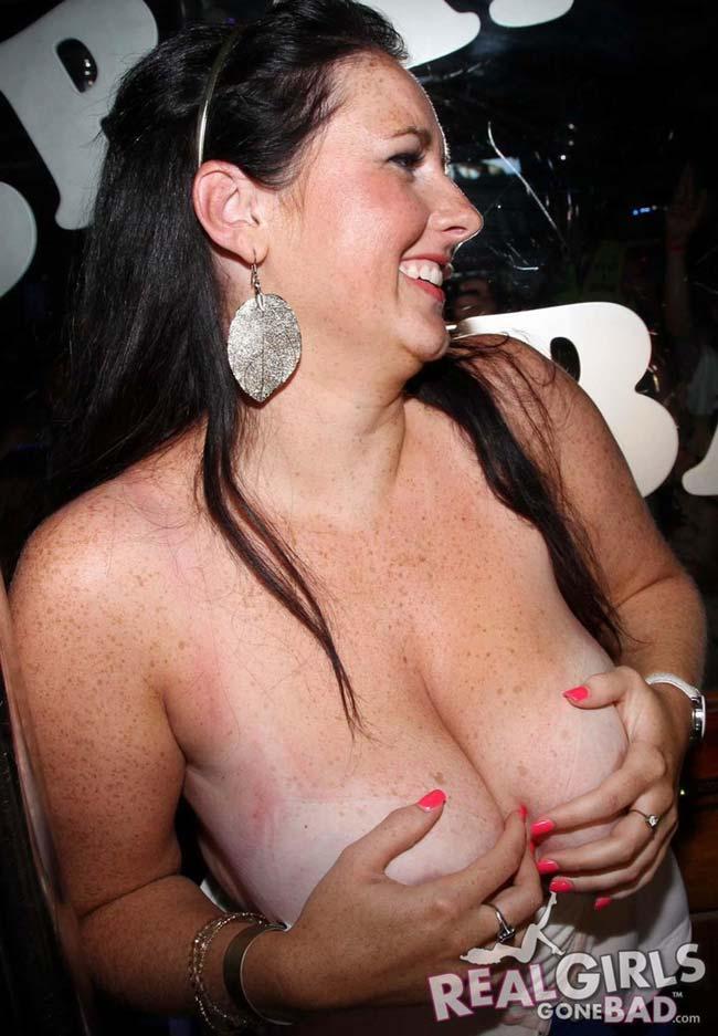 Washington bad girl club tits naked